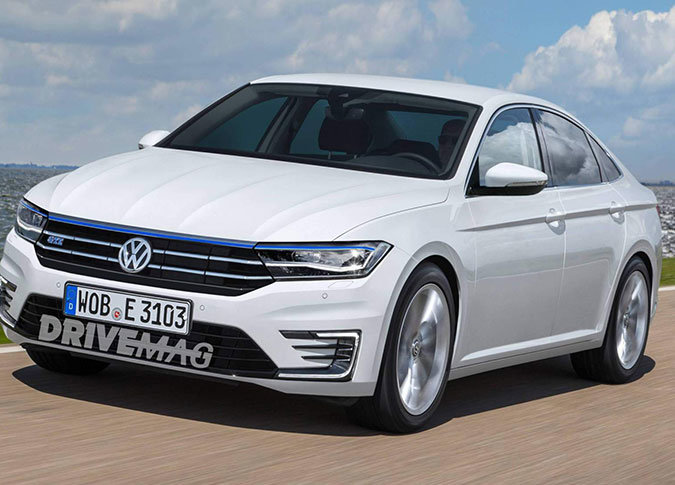 La nouvelle Volkswagen Jetta 2019 sera dévoilée à Détroit