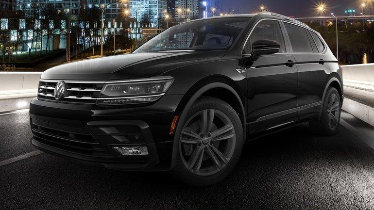 Les critiques du Volkswagen Tiguan 2018