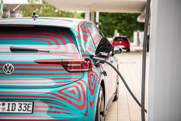 Volkswagen annonce la garantie de la batterie de la ID.3 électrique