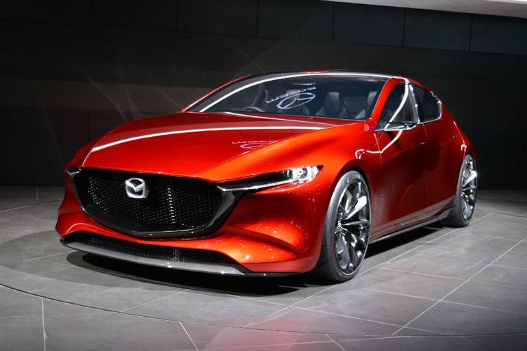 Mazda Kai And Mazda Vision Coupe Unveiled In Tokyo Truro Mazda