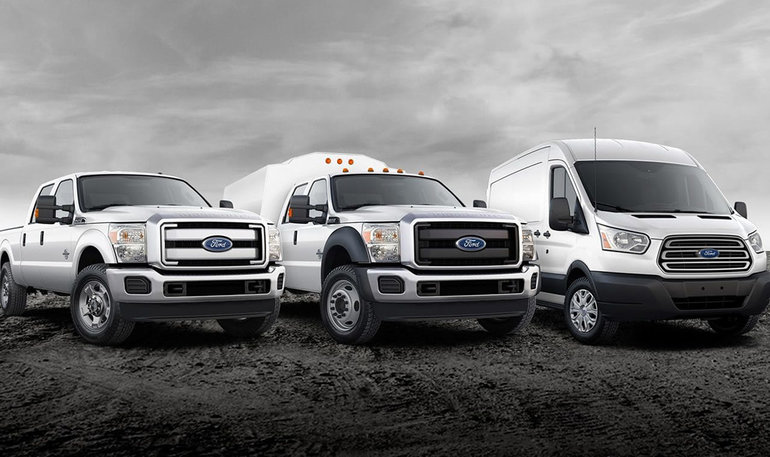 Meet the Ford Fleet