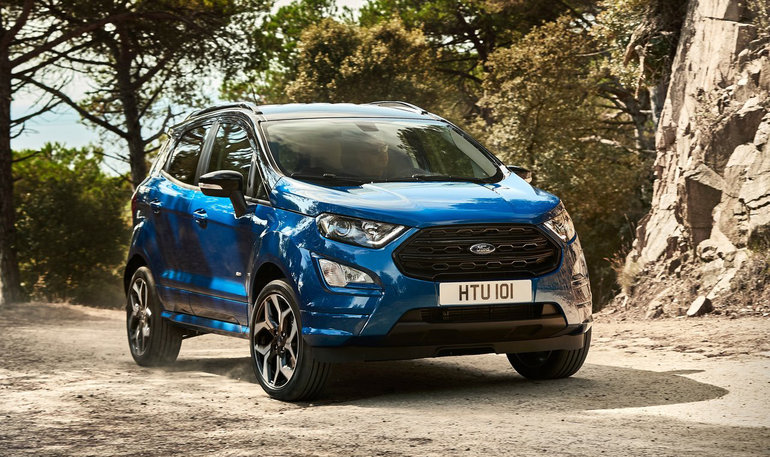 Introducing the New Compact SUV: 2018 EcoSport