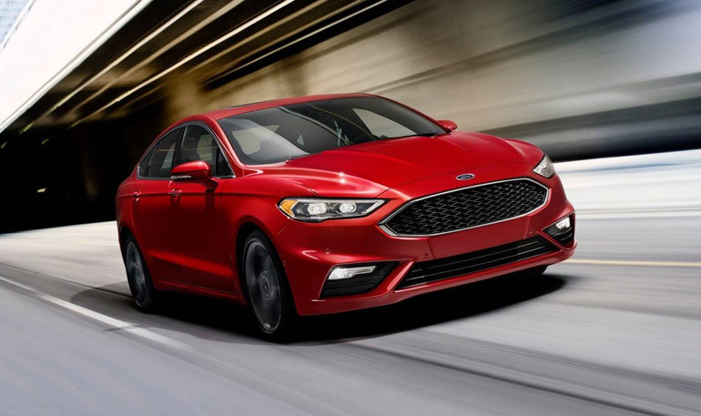 Discover the New 2018 Ford Fusion