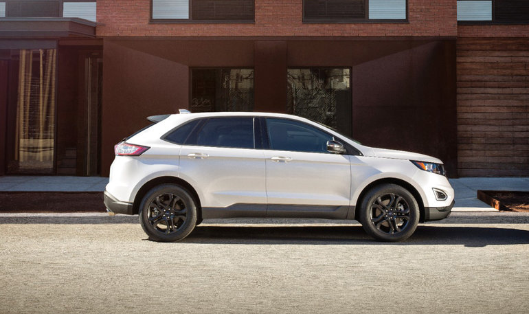 The 2018 Ford Edge: Just What You're Looking For