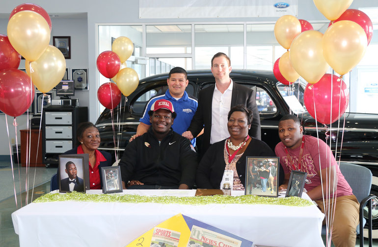 Local Star Signs with Florida State University at Bartow Ford