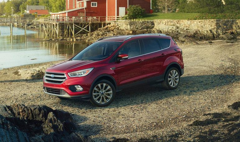 Vehicle Spotlight: Ford Escape