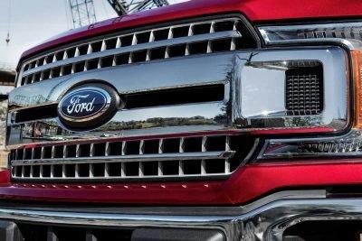 2018 Ford Truck Comparison