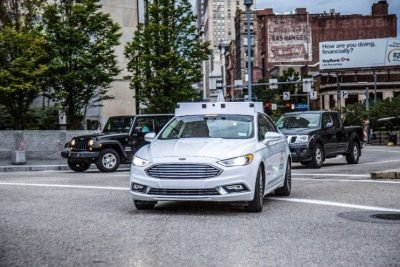 How Ford's Smart Cars are Making Commuting Better for All