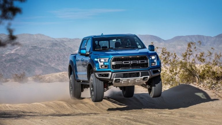 Coming Soon: The 2019 Ford Raptor