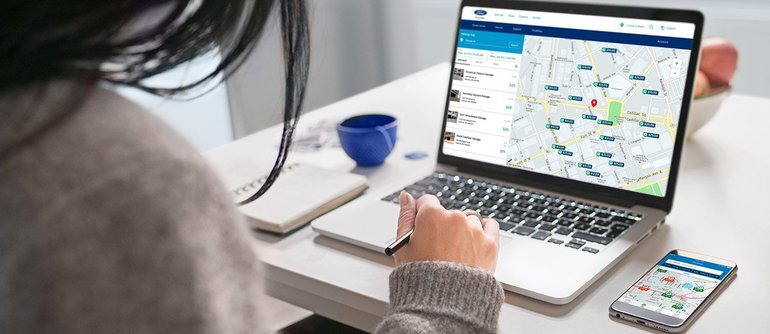 Connect to Your Car With FordPass
