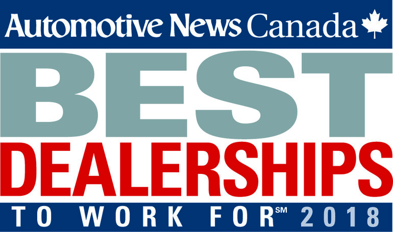 Automotive News Canada - 2018 Best Dealerships To Work For in Canada