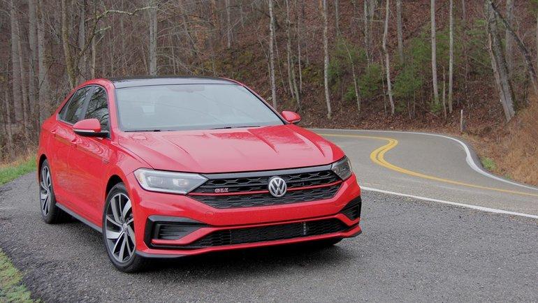First Drive: Volkswagen Jetta GLI