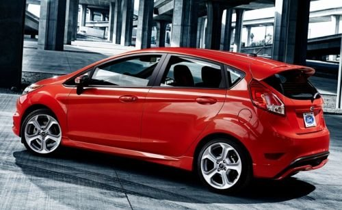2015 Ford Fiesta: Little but feisty