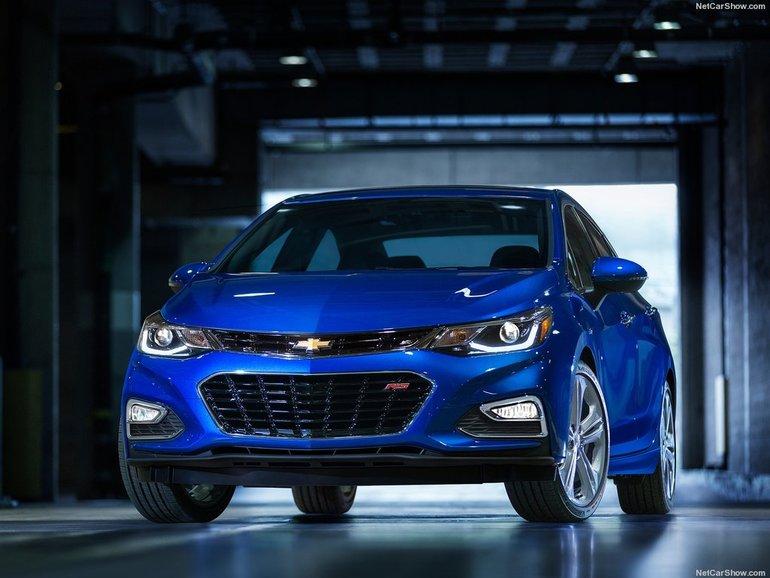2016 Chevrolet Cruze: The New Benchmark