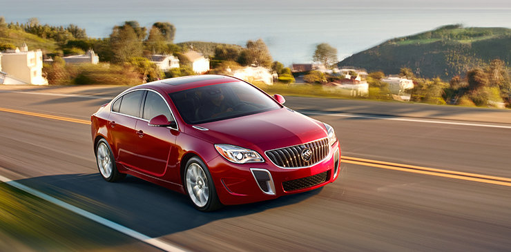 2015 Buick Regal: When Buick Decides to Be Sporty