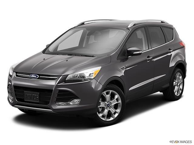 The 2014 Ford Escape