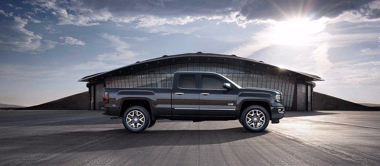 2016 GMC Sierra 1500: Take it All On