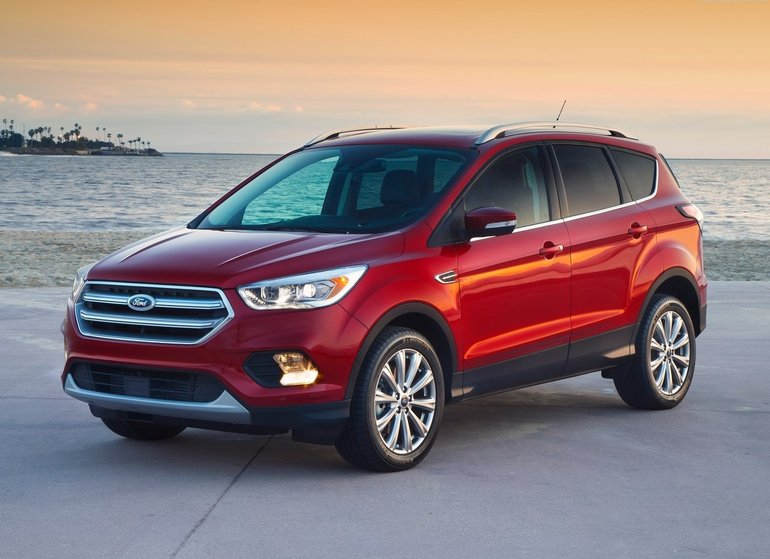 2017 Ford Escape: The Latest and Greatest