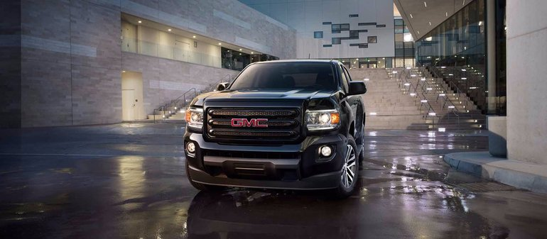 The 2016 GMC Canyon Has Arrived in Digby