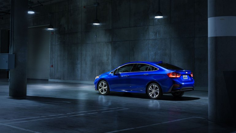 2016 Chevrolet Cruze: If You Thought It Was Good Before...