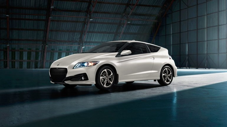 2016 Honda CR-Z: Going Green Never Looked So Cool
