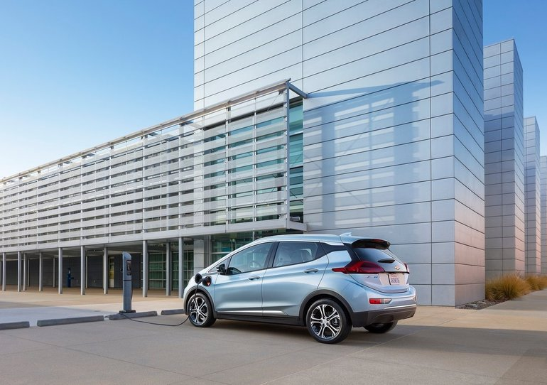 2017 Bolt EV: And You Thought the Volt Was Cool…