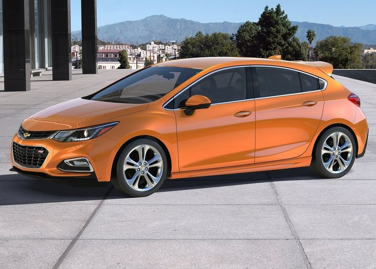 Everything You Need to Know About the 2017 Chevrolet Cruze Hatchback