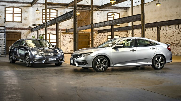 2017 Honda Civic Sedan: Canadians Celebrate #CivicNation