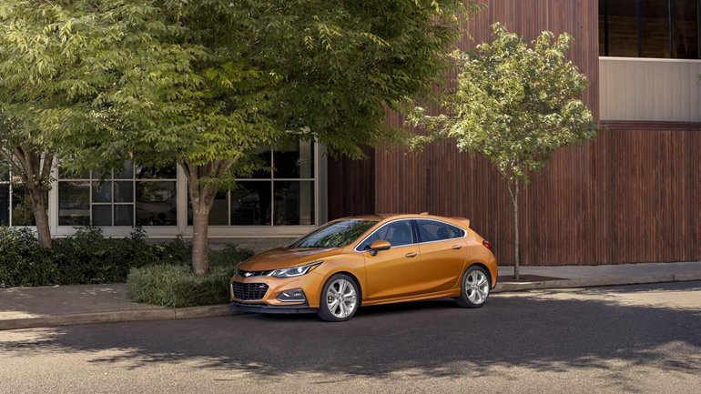 Media first impressions about the 2017 Chevrolet Cruze Hatchback