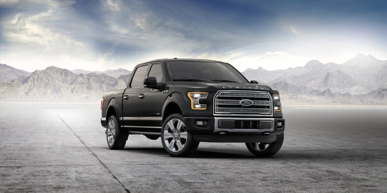 2017 Ford F-150: number one for a lot of reasons