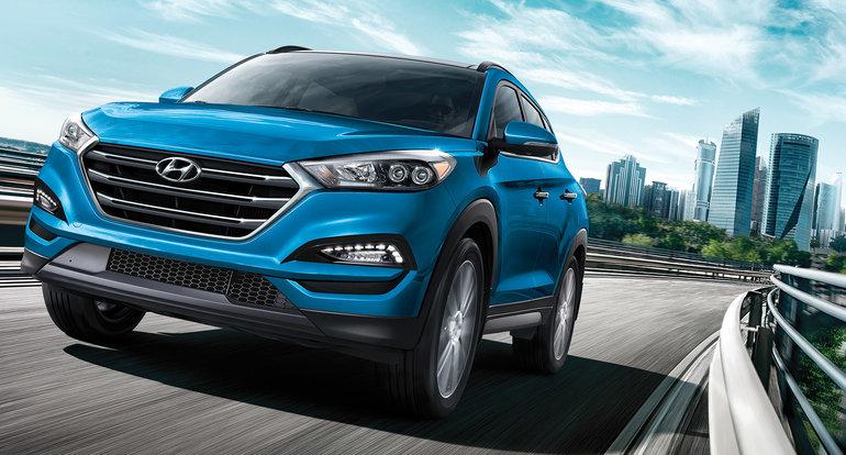 2017 Hyundai Tucson: Ready for the Whole Family