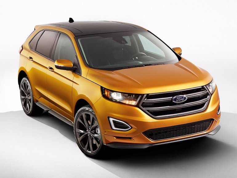 Choosing between the 2017 Ford Edge, Kia Sorento or Hyundai Santa Fe in Middleton, Nova Scotia