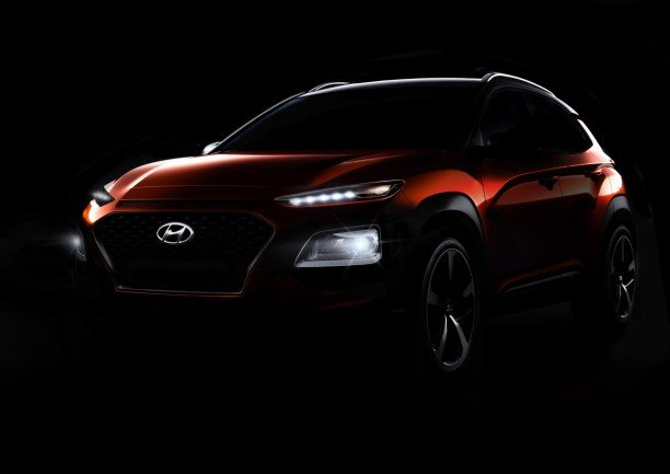 More images of the all-new Hyundai Kona subcompact SUV