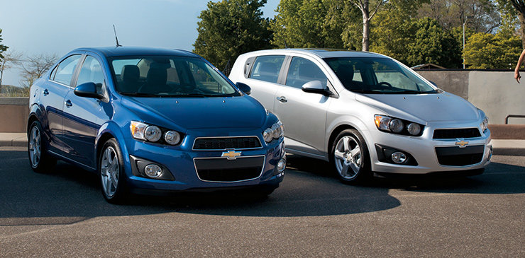 2014 Chevrolet Sonic: Fun, Affordable, And Fuel Efficient