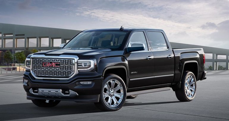 What the Press has to Say About the 2017 GMC Sierra