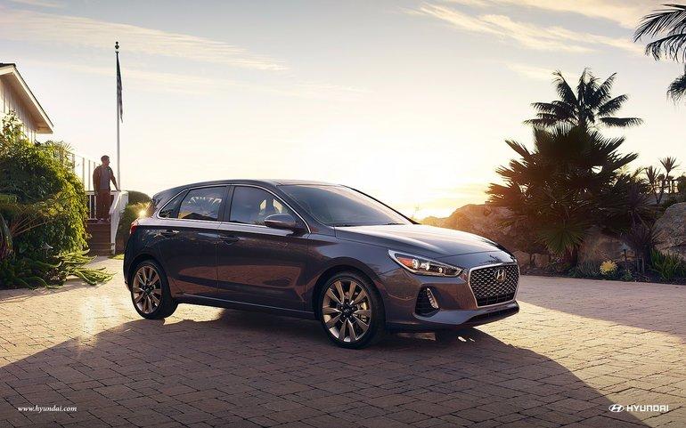 2018 Hyundai Elantra GT reviews