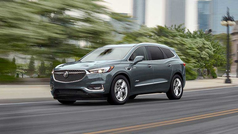 New Seven-Seat 2018 Buick Enclave is Here