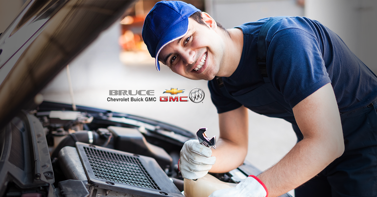 Licensed Automotive Technician Bruce Chevrolet Buick GMC Digby & Middleton