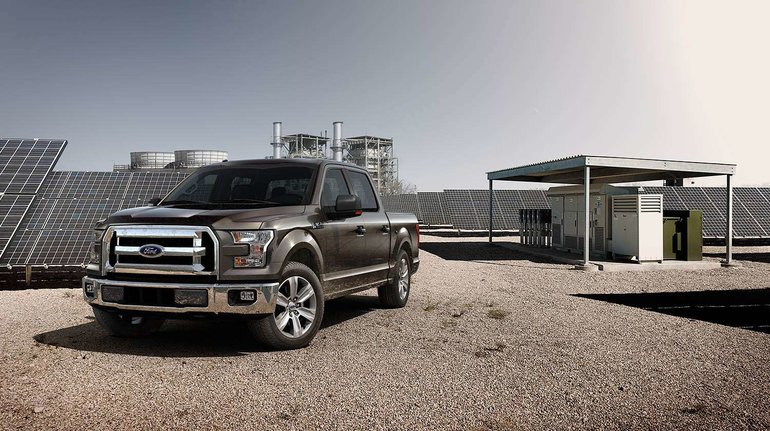 2015 Ford F-150 – 5 driver-friendly features worth noting
