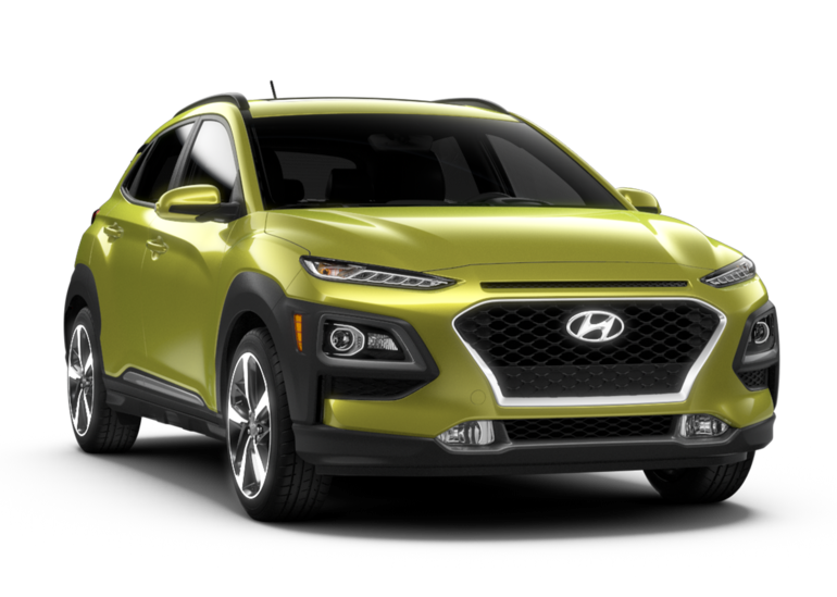 Best New SUV | Hyundai Kona