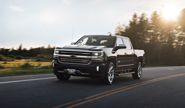 Tough Meets Refined | 2019 Chevrolet Silverado High Country