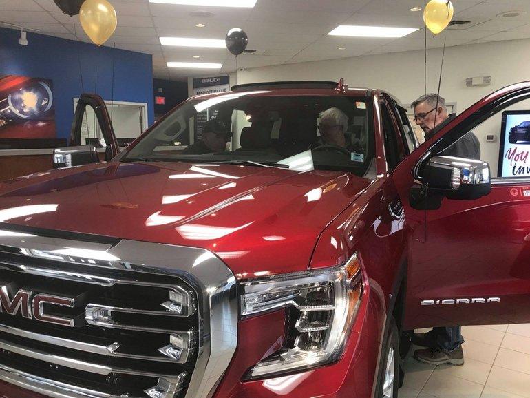 Bruce GM Middleton VIP Truck Event