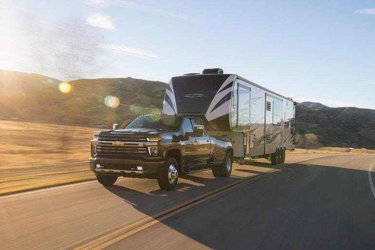 Chevrolet Debuts All-New 2020 Silverado HD