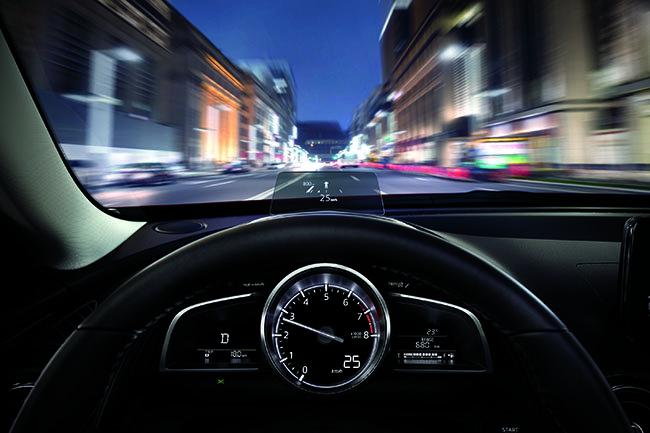 Mazda CX-3 : Raffinement pour 2018