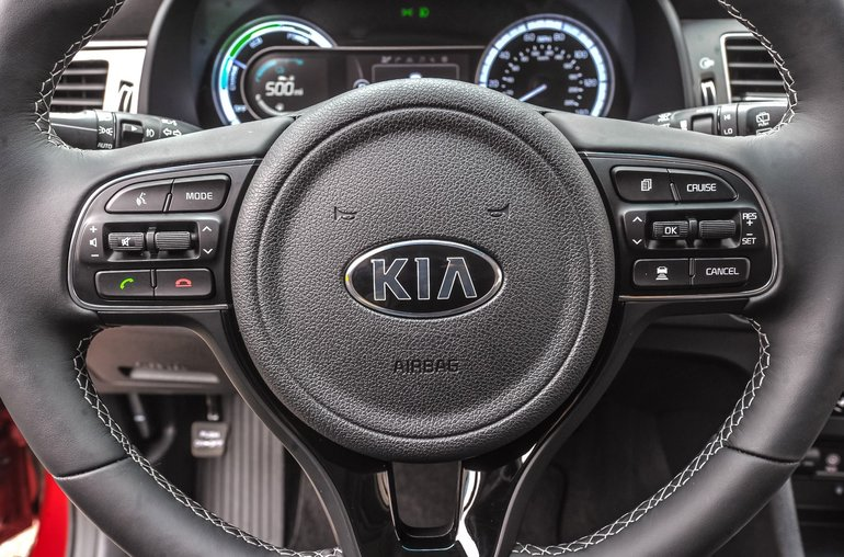 Le Kia Niro reçoit la meilleure cote de sécurité de l'IIHS