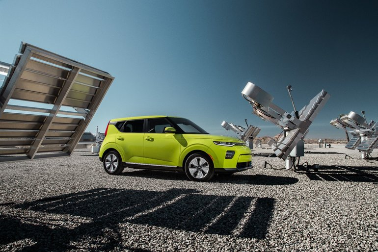 Kia Soul EV 2020: Du sérieux chez Kia