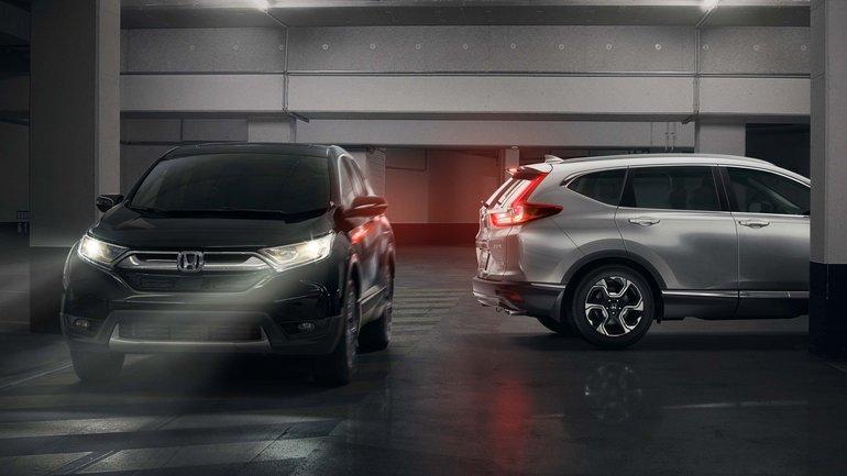 Kia Sportage 2019 vs Honda CR-V 2019 à Victoriaville