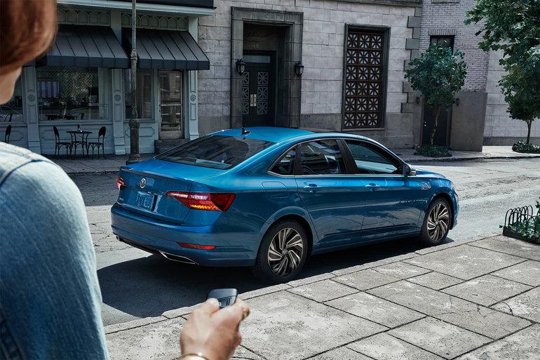 Recent road tests of the 2019 Volkswagen Jetta