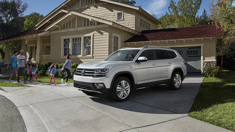 2019 Volkswagen Atlas: the versatility champion