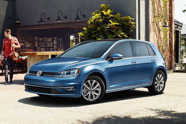 Each version of the 2019 Volkswagen Golf explained